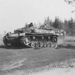 StuG Sturmgeschutz III Ausf B Eastern front