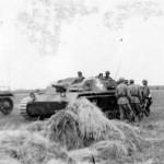 German assault guns StuG III 35