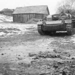German assault gun StuG III 45