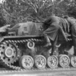 Early StuG III ausf A