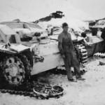 StuG III ausf A winter camo