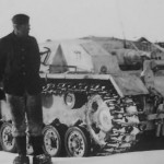 StuG III with winterketten tracks