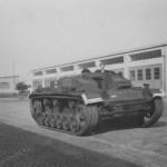 StuG III of Abteilung 322