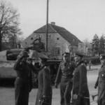 Sturmgeschutz III in Sieradz Poland
