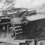 Sturmgeschutz StuG III front view