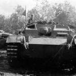 Sturmgeschutz StuG III in Russia 1942