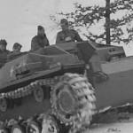 Sturmgeschutz III Abteilung 197 winter