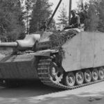 StuH 42 with zimmerit coating Finland 1944