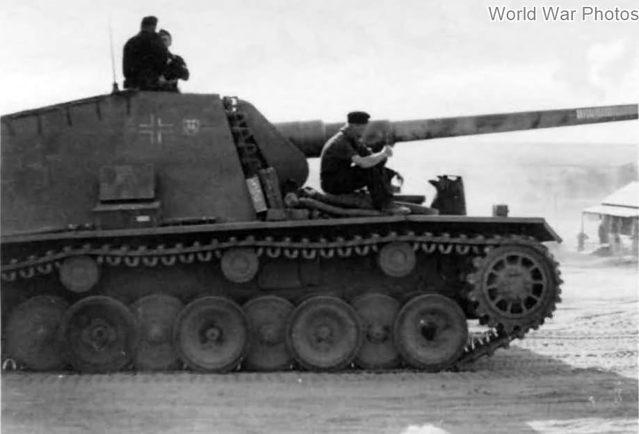 Sturer Emil of the Panzerjaeger-Abteilung (Sfl.) 521 2