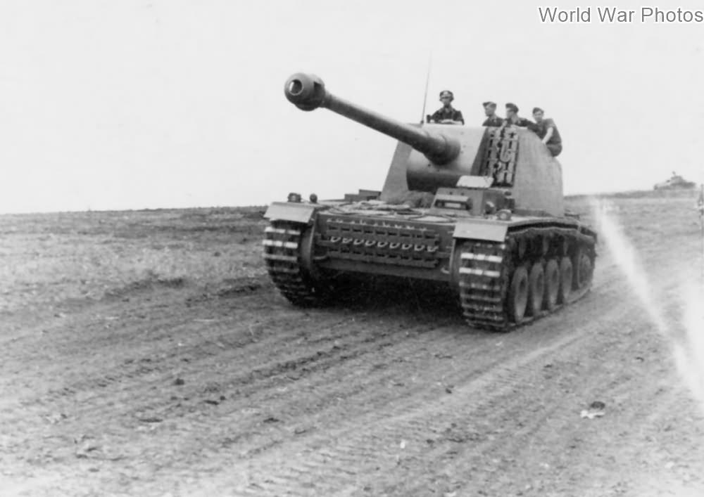 Sturer Emil Eastern Front