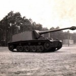 German self-propelled anti-tank gun Sturer Emil 1942 2