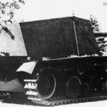 Captured Sturer Emil, 1943