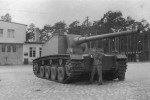 self propelled anti tank gun Sturer Emil