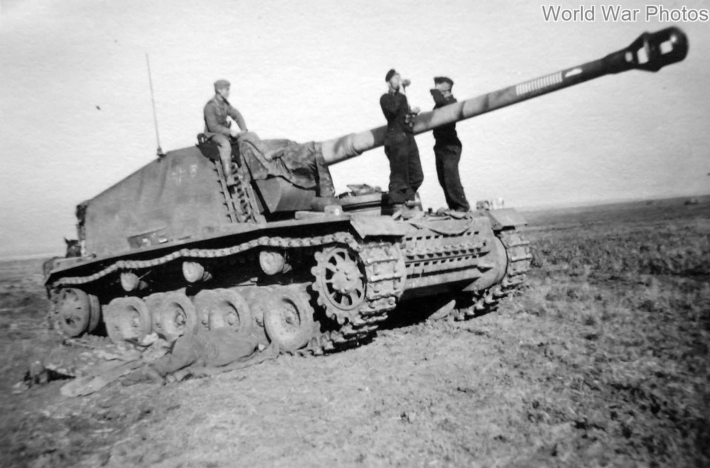 Sturer Emil of the Panzerjaeger-Abteilung (Sfl.) 521