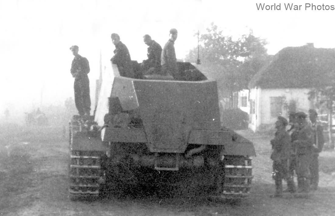 Sturer Emil Eastern Front 1942