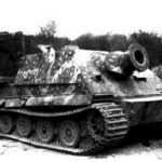 38cm RW61 auf Sturmmorser Tiger