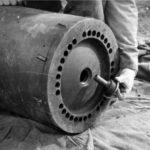 38cm Raketen Sprenggranate 4581 ammunition