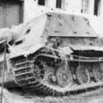 Sturmtiger from Sturm-Mörser-Kompanie 1001 Oberembt 1945