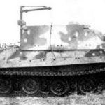 Sturmtiger during field trials