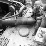 Sturmtiger rocket propelled projectile