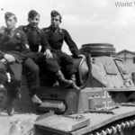 "Tauchpanzer III ""213"" of the Panzer-Regiment 35, 4. Panzer-Division 1941"