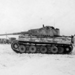 Panzer VI Tiger 1944 Eastern Front