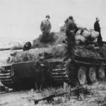 Panzer VI Tiger 501 122 Tunisia Afrikakorps