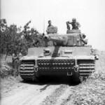Panzer VI Tiger 131 of schwere Panzer Abteilung 504 Tunisia DAK