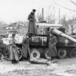 """Panzer VI Tiger 831 SS-Panzer Grenadier-Division """"Das Reich"""""""