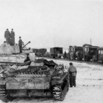 Panzer VI Tiger and StuG III 1944 Eastern Front