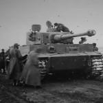 Panzer VI Tiger tank schwere panzer abteilung 503