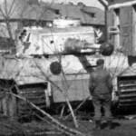 Tiger 8/SS Panzerregiment 2 Das Reich in Charkow