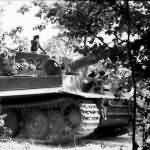 Tiger ausf E late SdKfz 181 – France Spring 1944.