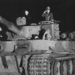 Tiger from s.Pz .Ers .Abt . 500 Paderborn 1943