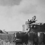 Tiger tank schwere Panzer Abteilung 505 121 in action Kursk