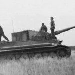 Tiger tank schwere Panzer Abteilung 505 200