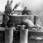 Tiger tank 311 schwere Panzer Abteilung 505 transport