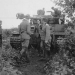 Tiger tank schwere Panzer Abteilung 505 334