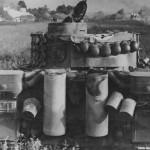 Tiger tank schwere Panzer Abteilung 505 in action 1943
