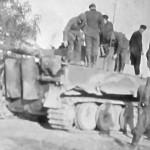 Tiger tank schwere Panzer Abteilung 505 October 1943