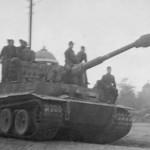 Tiger tank schwere Panzer Abteilung 509 222
