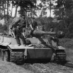 Tiger tank 334 of schwere panzer abteilung 502