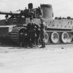 Tiger tank schwere panzer abteilung 502 number 13