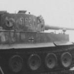 Tiger tank schwere panzer abteilung 503 number 112
