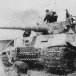 Tiger tank 242 of schwere Panzer Abteilung 503