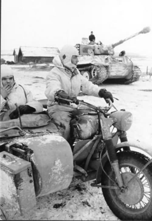 Panzer VI Tiger I of 501 s.Pz.Abt