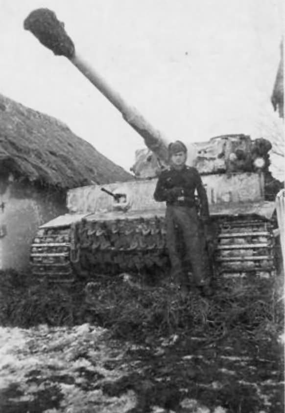 German Tiger I tank 2