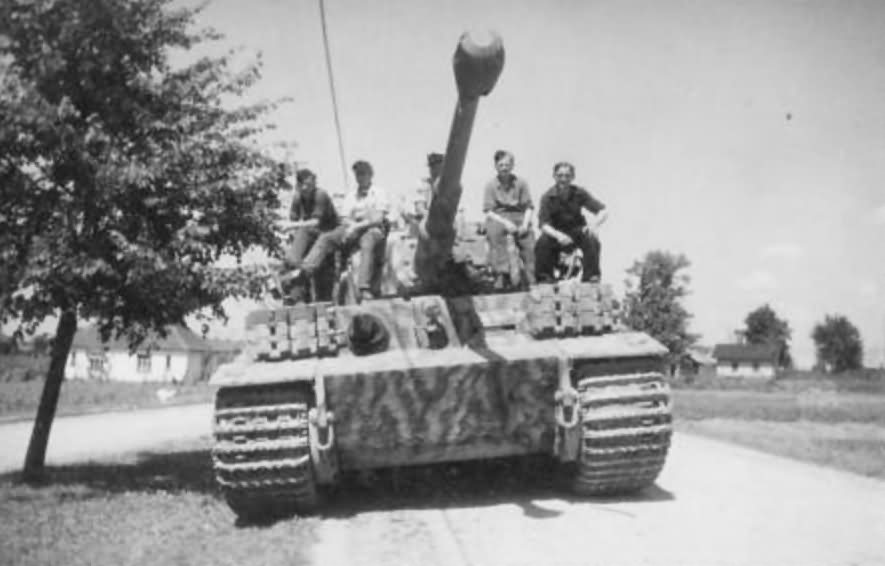 Tiger I tank 3