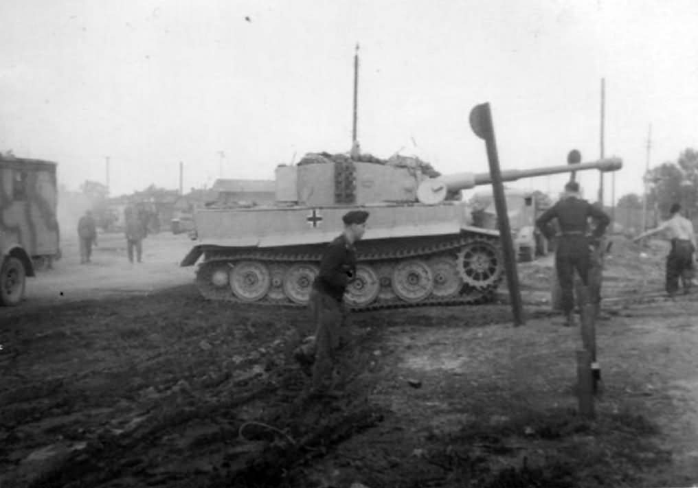 German Tiger I 9