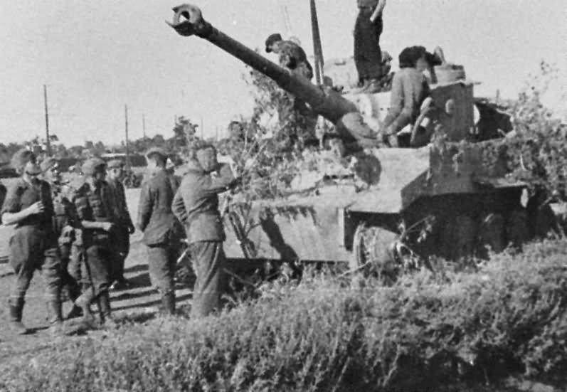 Tiger I tank 43